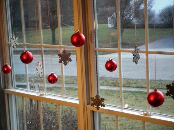 Fensterdeko Zu Weihnachten 67 Super Bilder