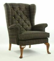 Der vintage Sessel bringt Komfort und Nostalgie   Archzine.net