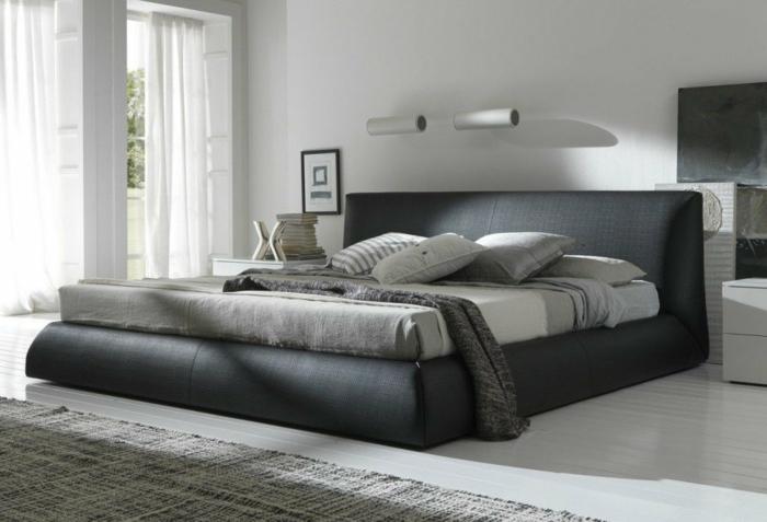 Schnes Bett Gestalten 40 Tolle Ideen