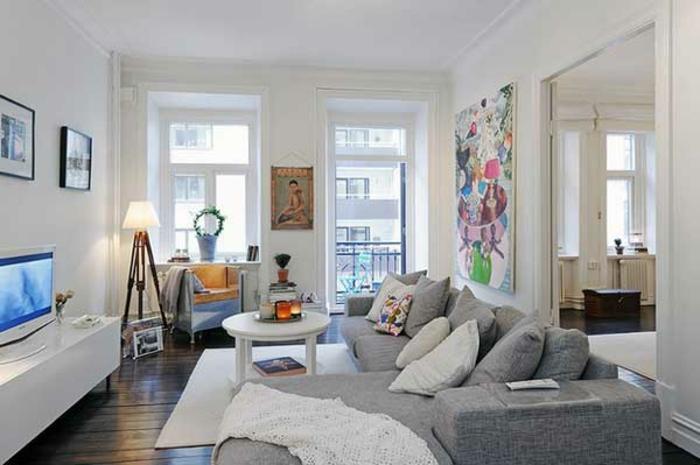 Wohnzimmer Couch Landhausstil