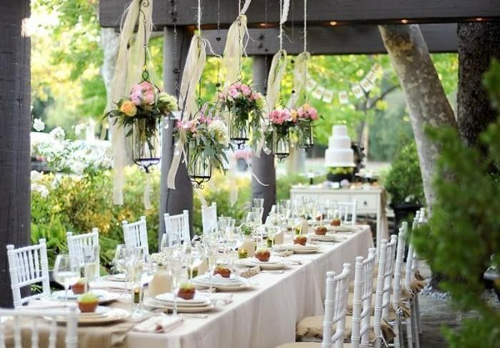 54 Dekos Fr Eine Romantische DIY Hochzeit