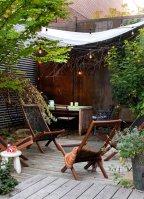60 Ideen, wie Sie die Terrasse dekorieren können ...