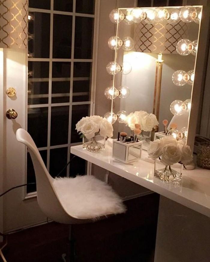 Schminktisch Spiegel Mit Licht Westjungletop