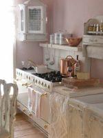küchen design Shabby Chic Deko Kuche