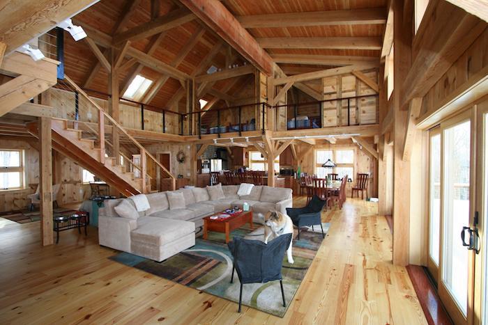 Gemtliches Holzhaus Zum Erstaunen Ideen Und Inspirationen