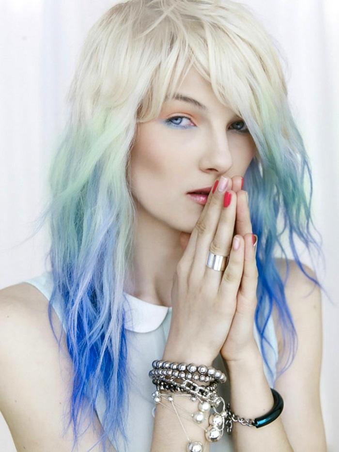 1001 Ideen Und Inspirationen Fr Pastell Haarfarbe