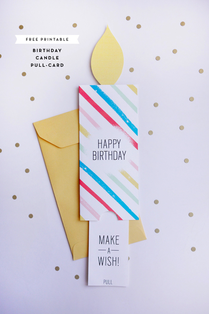1001 Ideen Wie Sie Eine Geburtstagskarte Basteln