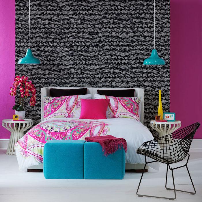 Welche Farbe Passt Zu Lila Wandfarbe Westjungle Top