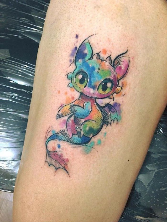 1001 Ideas And Examples Of The Amazingly Beautiful Dragon Tattoo
