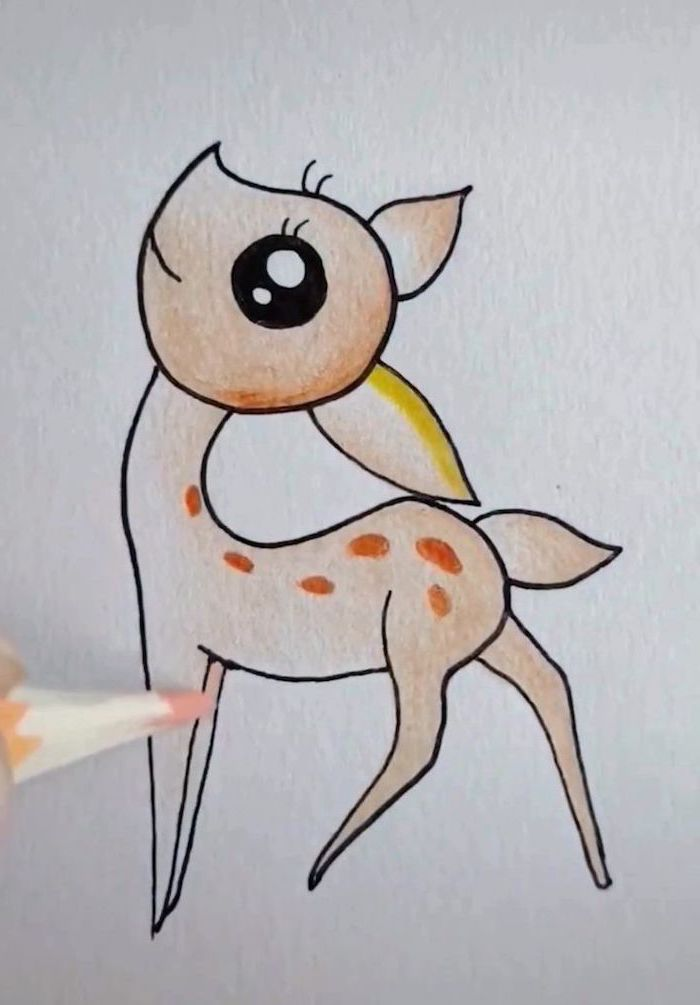 1001+ ideas for easy drawings for kids to develop their ...