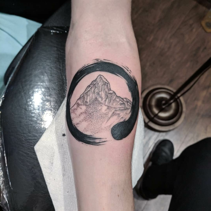Quora is a place to gain and share knowledge. Showcase Your Adventurous Spirit With A Mountain Range Tattoo Architecture Design Competitions Aggregator