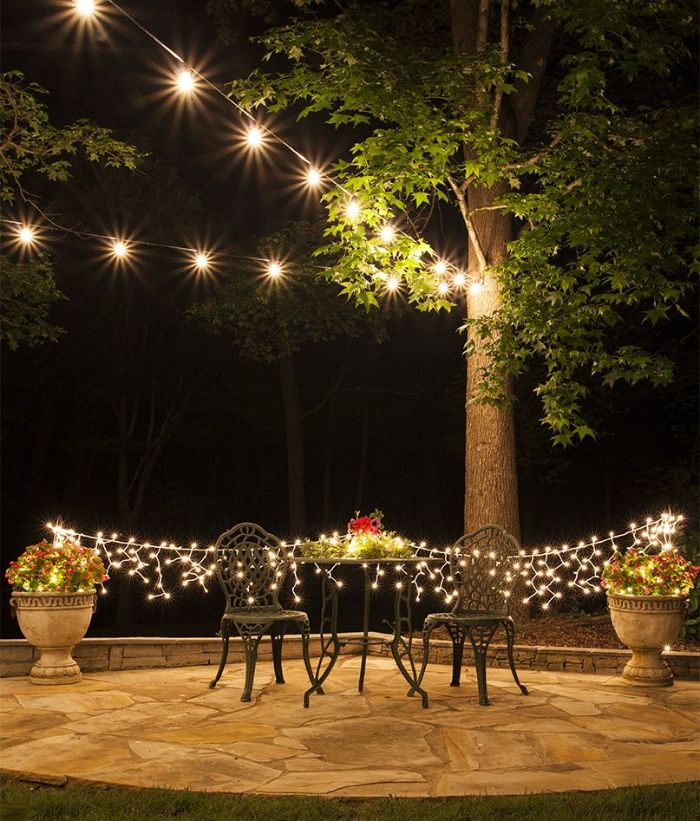 1001 backyard lighting ideas for
