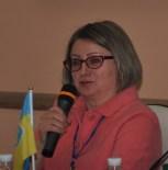 Голова координаційної ради УМСР Олена Бородіна