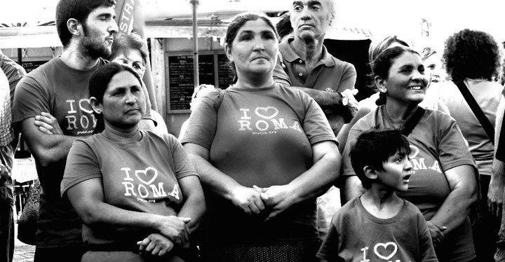 Immigrazione e Comunità Rom, Sinte e Caminanti