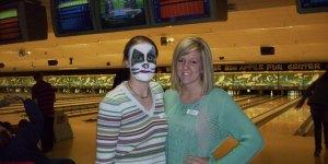 The Arc of Buffalo County at buddy bowling