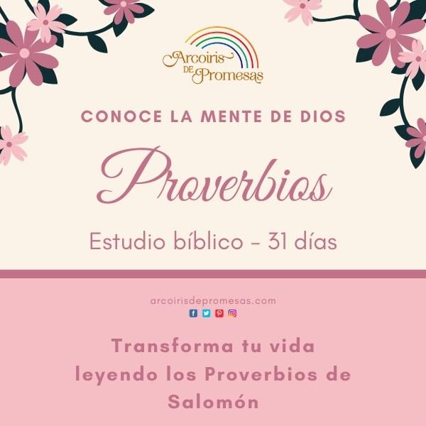 el reto de proverbios para mujeres cristianas enseñanzas