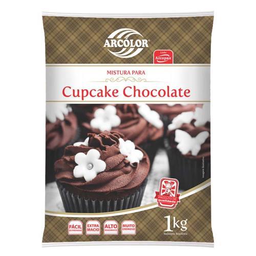Mistura para Cupcake Chocolate