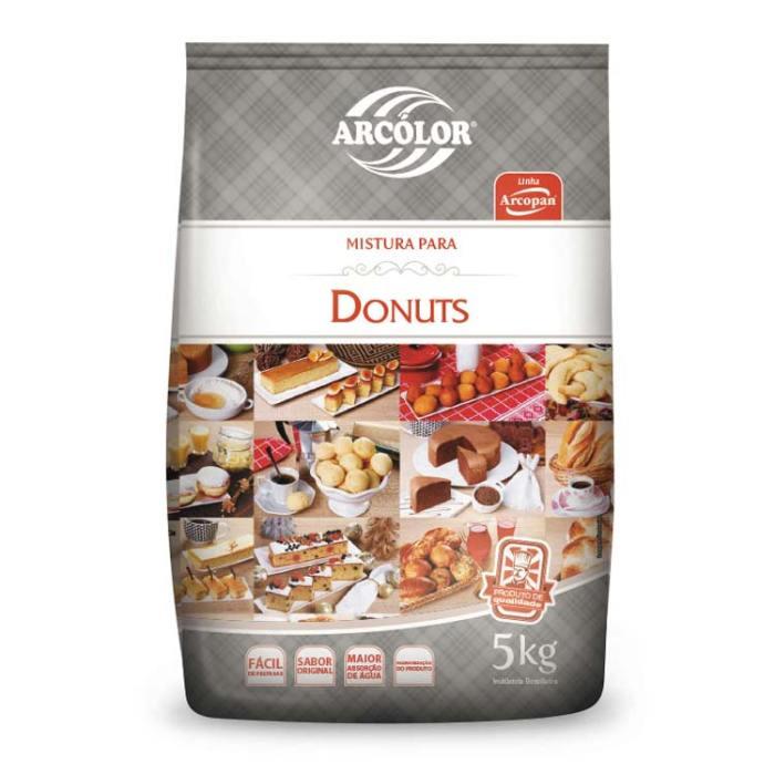 Mistura para Donuts Arcólor