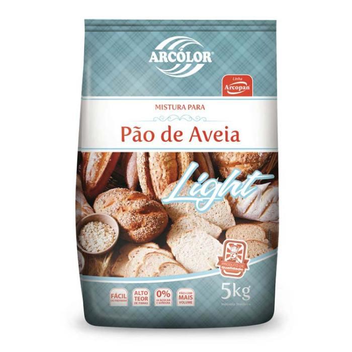 Kit Mistura para Pão de Aveia