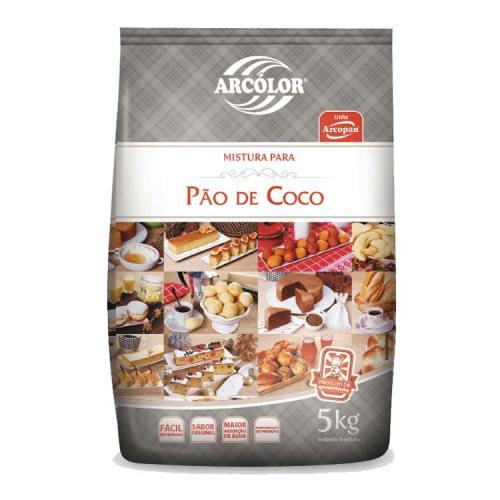Mistura para Pão de Coco