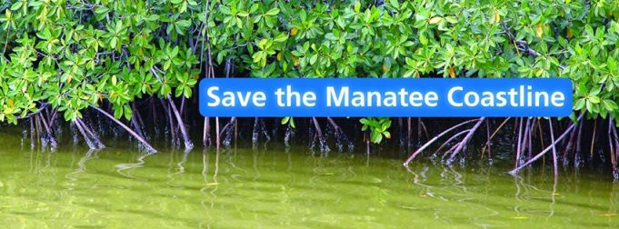Save Manatee coastline