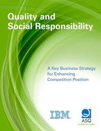 IBM social responsibility