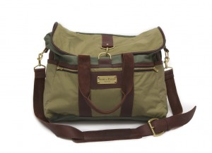 Sword & Plough Messenger Bag