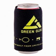 Green Guru Beer Coozie