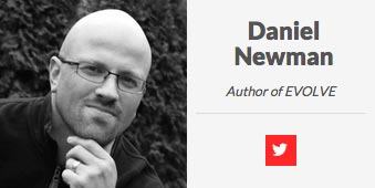 Daniel Newman - Author of Evolve