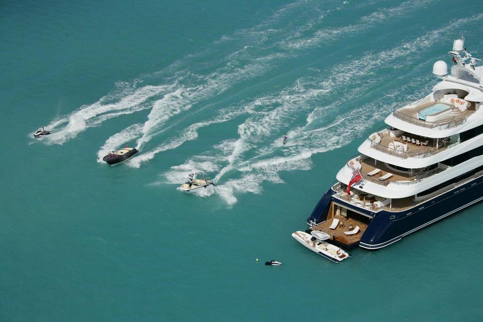 Charter Abeking Amp Rasmussen AMARYLLIS Arcon Yachts