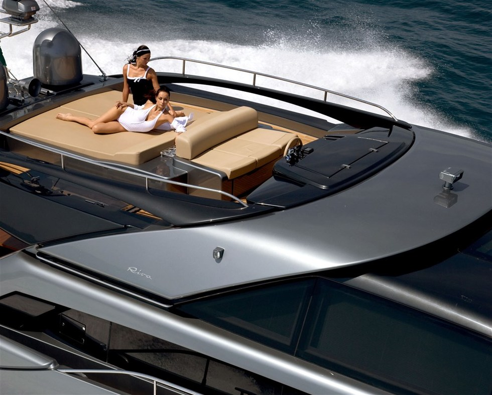 Riva DOMINO Equipment Arcon Yachts
