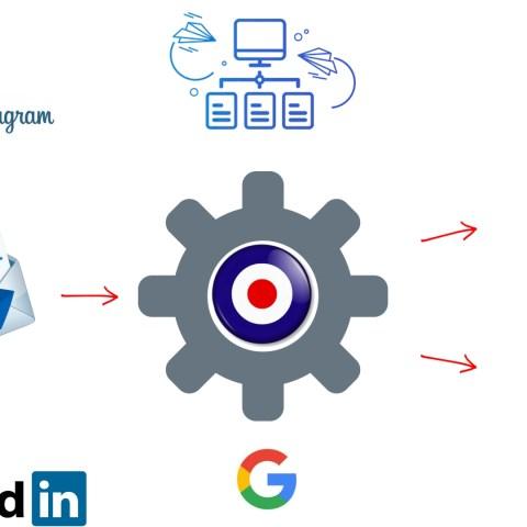 Récupérer des adresses email ciblées sur Instagram et LinkedIn depuis Google en masse