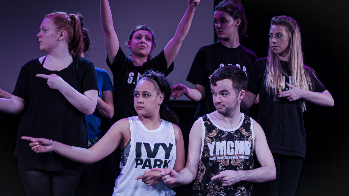 Salford University Dance Society (SUDS)