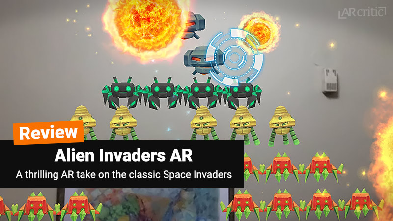 Alien Invaders AR