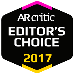 AR Critic Editor's Choice Award 2017
