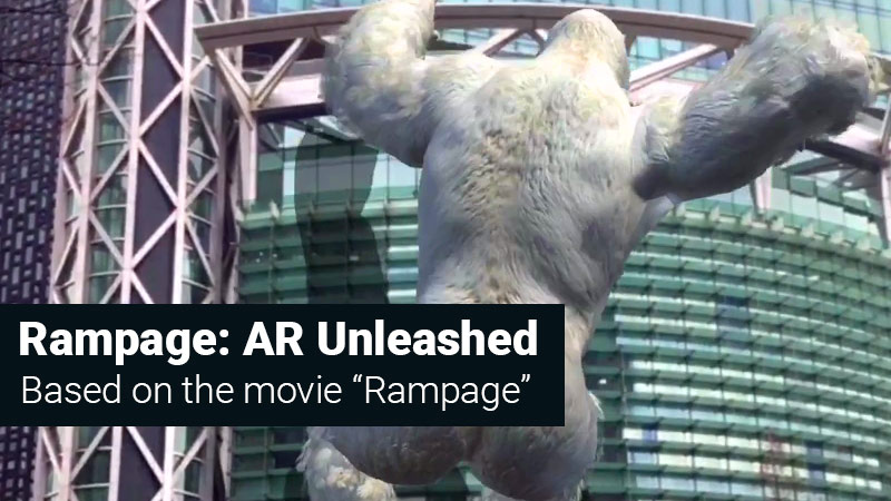 Rampage AR Unleashed