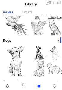 The build in library contains dozen of free sketches for you to use.