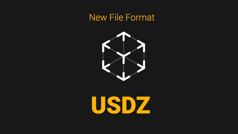 USDZ file format