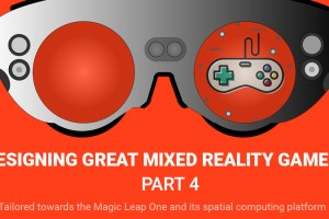 Designing Great Mixed Reality Games – Part 4:  Field of View (FOV)