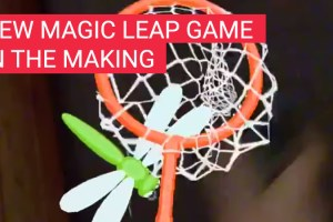 New Magic Leap Game in the Making by Dan Miller