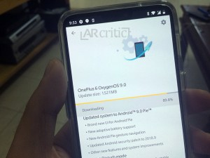 Installing Android 9.0 Pie on OnePlus 6