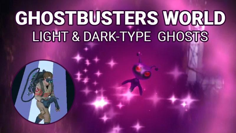 Dark ghost octa-goggles, Ghostbusters World