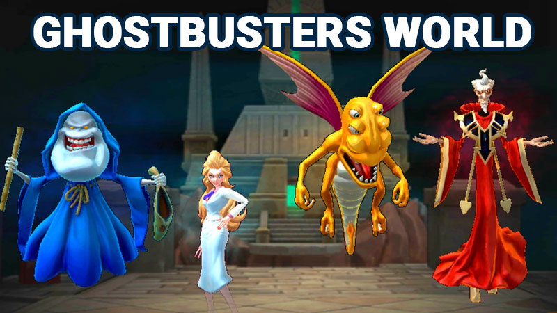 Ghostbusters World Guide: Story Mode Hard Difficulty Tactics