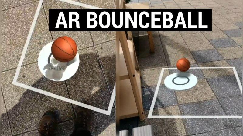 AR Bounceball