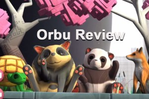 New Orbu AR Game Video Review Released on YouTube