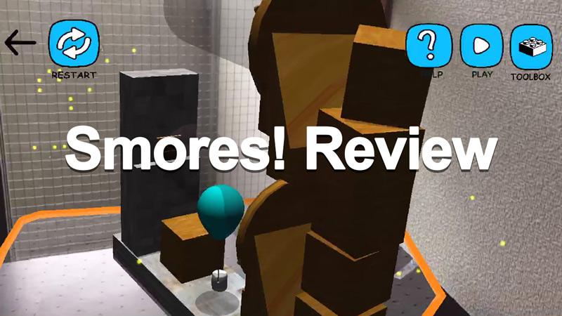 Smores! AR puzzle game