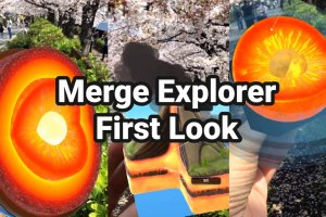 Merge Explorer STEM Educational App First Look