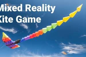 Mixed Reality Kite Flying Game Idea