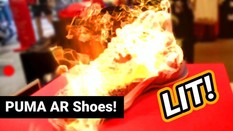 PUMA AR Shoes