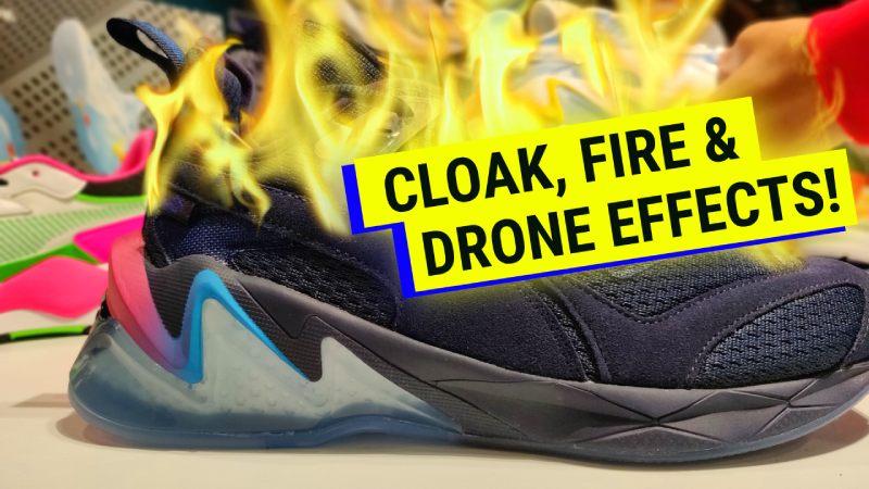Puma LQD Cell Origin Drone sneakers